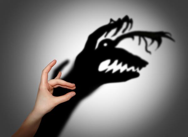 Injunctions underlying fobias (Tony White)